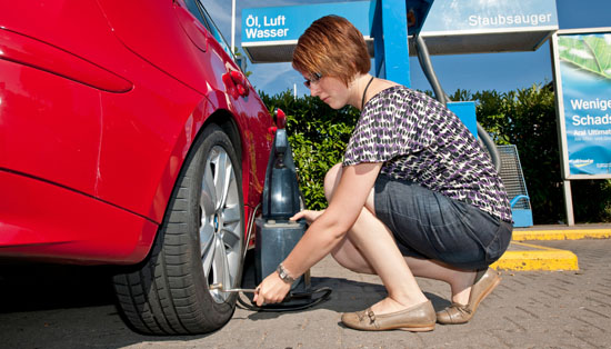 Goodyear Tyre Care and Maintenance Guide - Banner 2