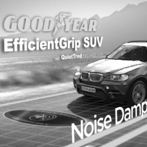 Goodyear EfficientGrip SUV video