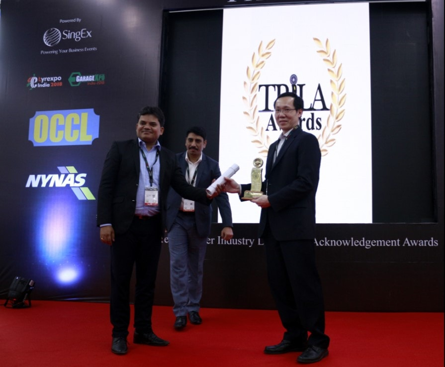 Company of The Year' in Environment & Sustainability